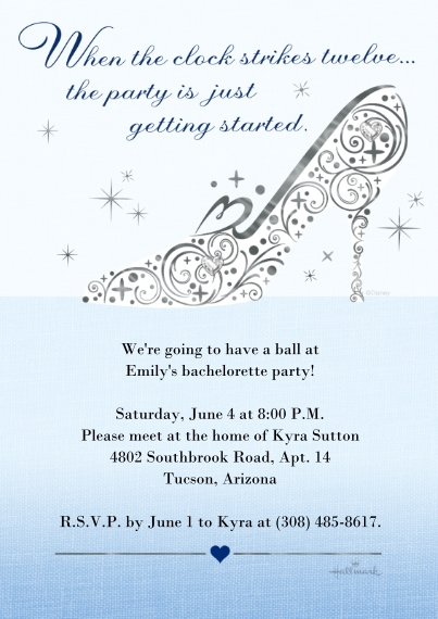 Wedding Shower Invites Invitations and Announcements – Bachelor Party Email Invite