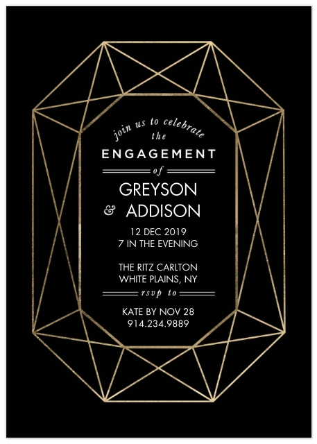 engagement party invites invitations and announcements walgreens