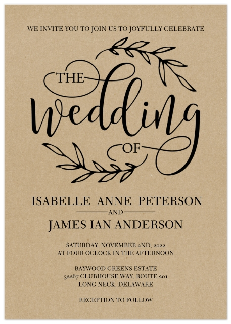 wedding invitations wedding walgreens photo