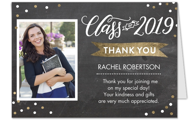 Graduation Thank You Cards Graduation Cards Walgreens Photo