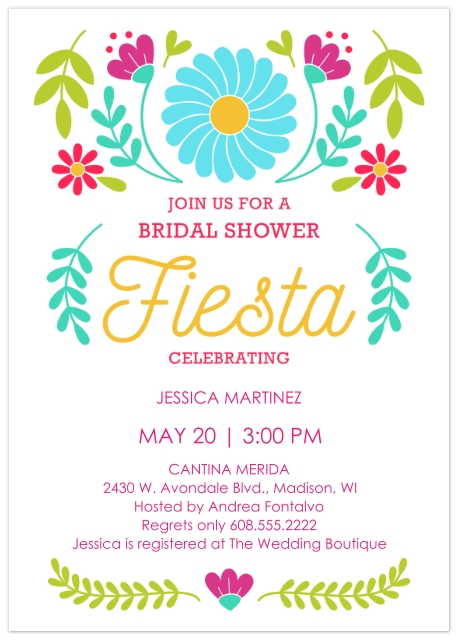 Wedding Shower Invites Invitations And Announcements