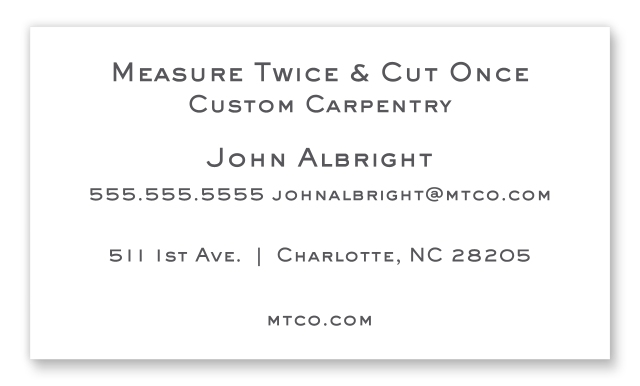 Business Cards | Walgreens Photo