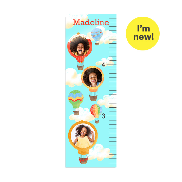 I'm New! Growth Chart