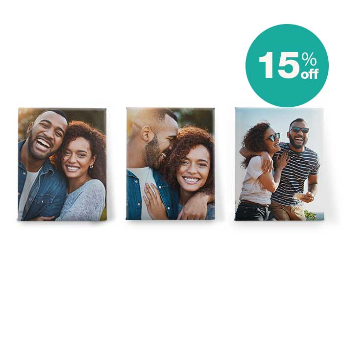 15% off Canvas Sets