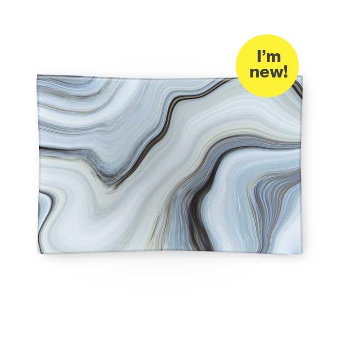 I'm New. Rectangular Glass Tray