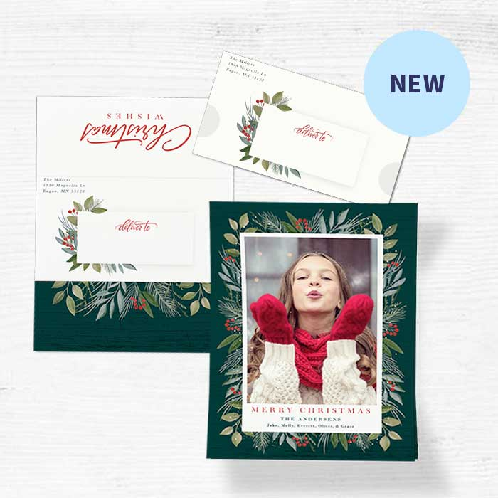 I'm new! Seal & Send Cards