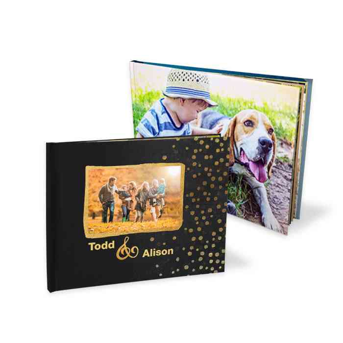 6x8 Custom Cover Photo Book