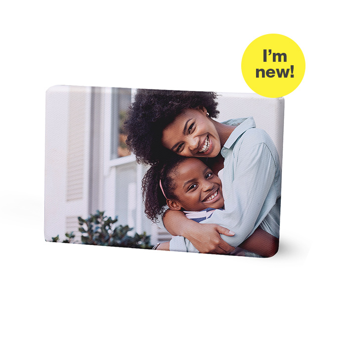 I'm New! Mini Canvas Print
