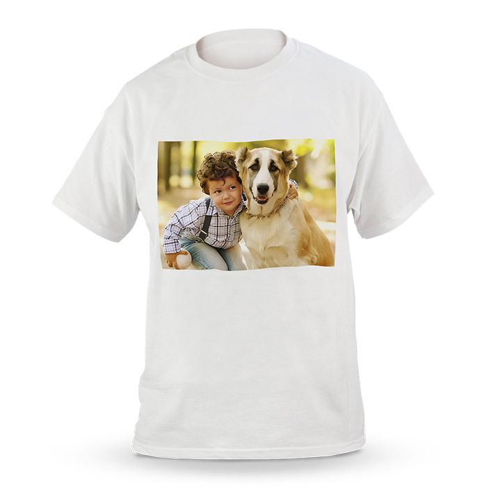 Vistaprint takes 25% off its customized T-shirts for men, women, and kids via coupon code
