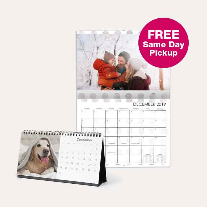 FREE Same Day Pickup. Calendars