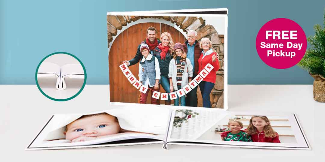 FREE Same Day Pickup. Create Same Day Pickup Layflat Photo Book