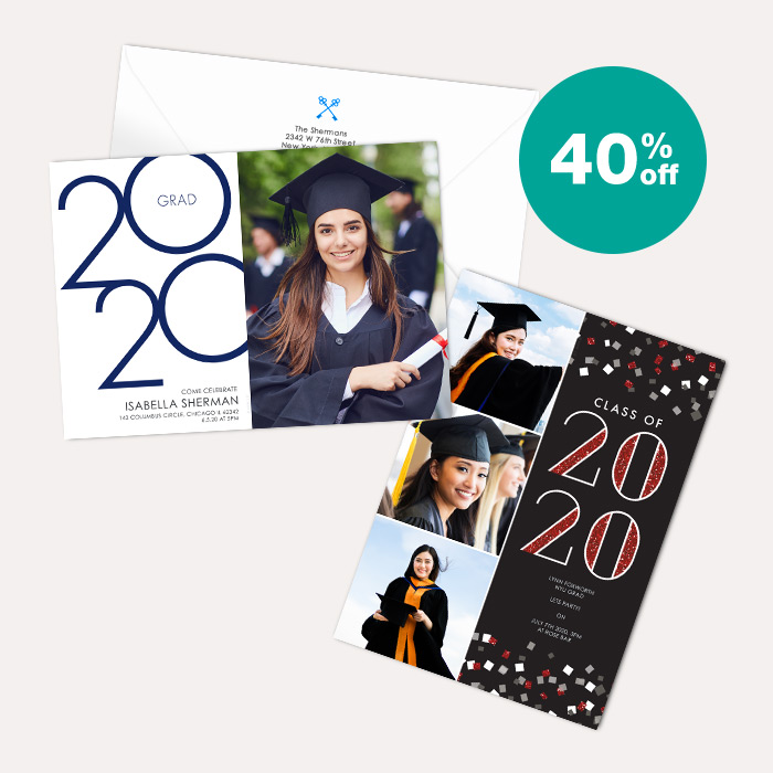 40% off Cards