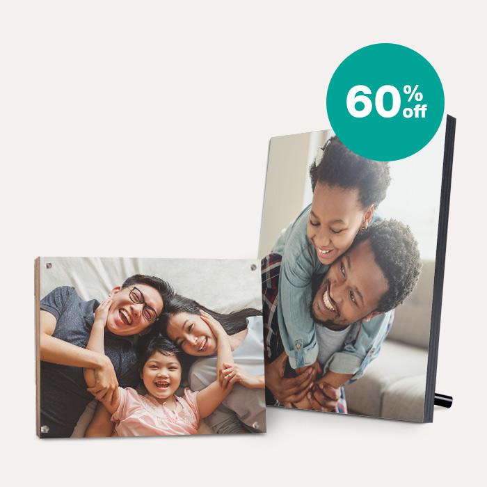 60% off Wood Panels
