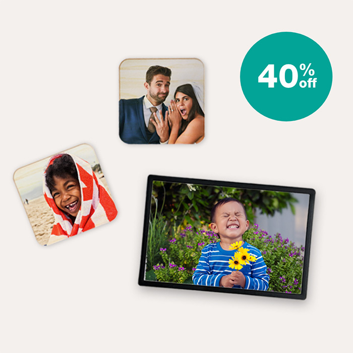 40% off Magnets