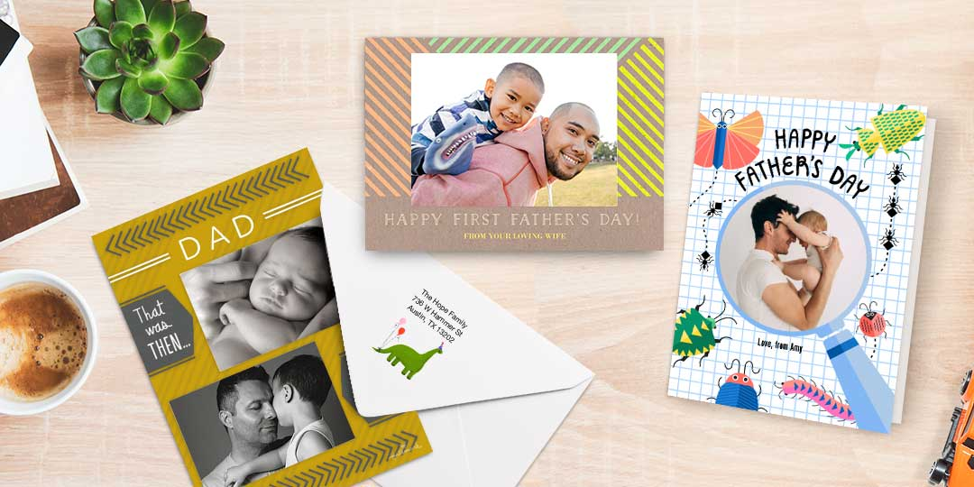 Create Father's Day Cards