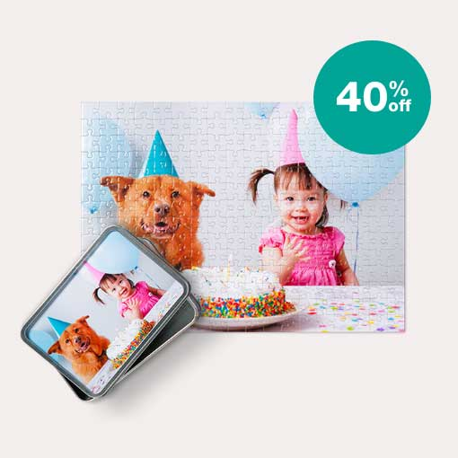 40% off NEW! Same Day Puzzles