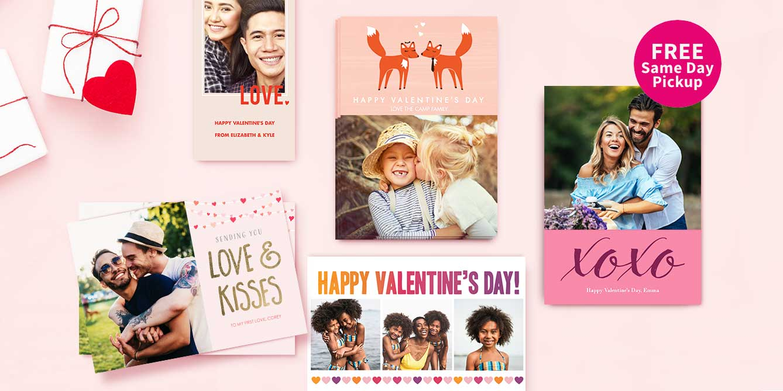 FREE Same Day Pickup. Valentine's Day Cards