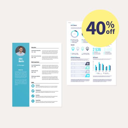 40% off Document Printing
