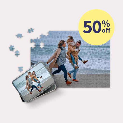 50% off Same Day Puzzles