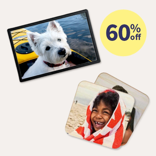 60% off Same Day Magnets