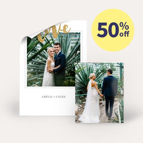50% off Posters & Enlargements