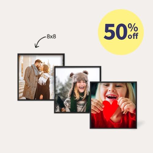 50% off TilePix