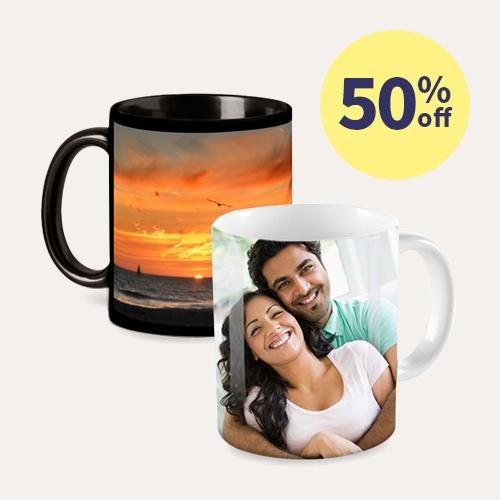 50% off Drinkware