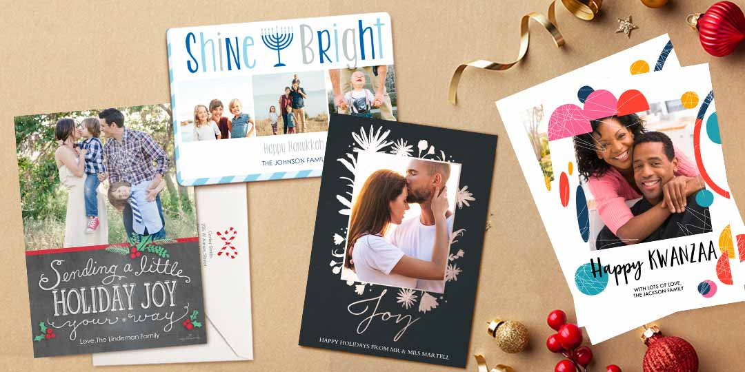 Shop 2021 Holiday Cards Collection