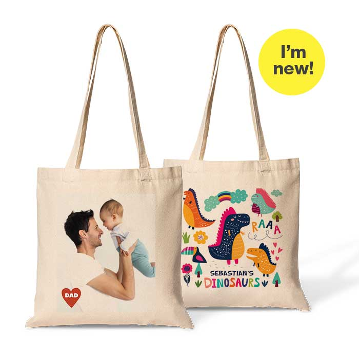 15x15 Cotton Tote Bag