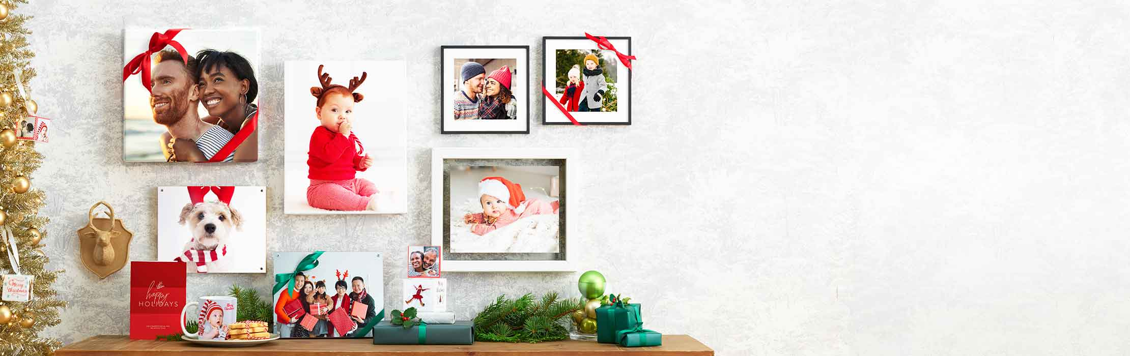 Easy-to-make mementos help spread holiday cheer.