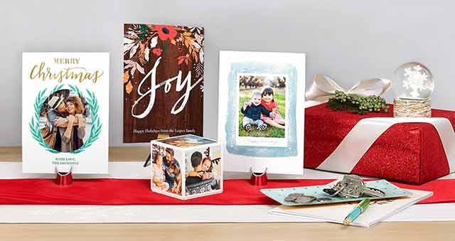 Be Holiday Ready Send a merry season's greeting! Create Holiday Cards ›