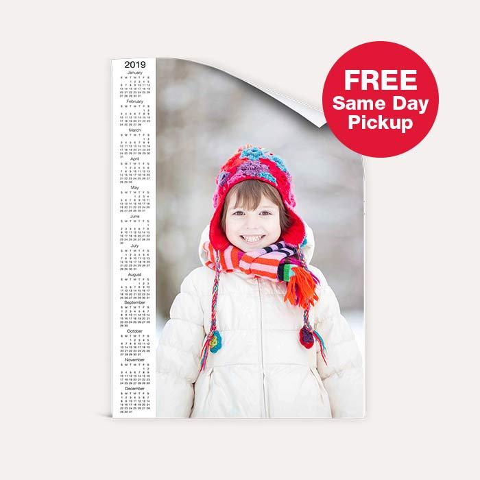 New! Calendar Poster