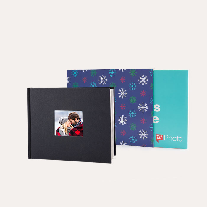 8.5x11 Window Cover Photo Books