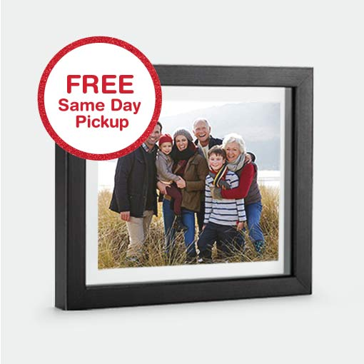 New! Custom Floating Frame
