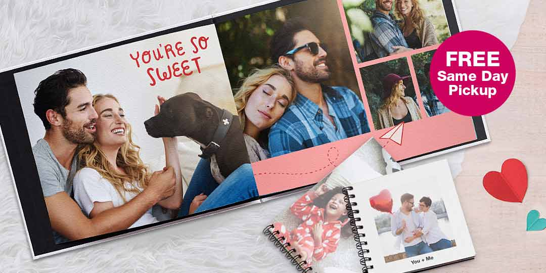 Create Photo Books