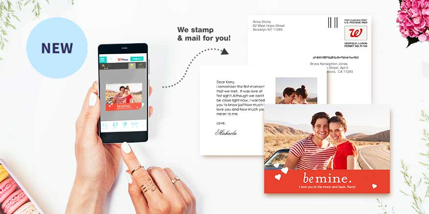 Create Mail-for-Me Cards