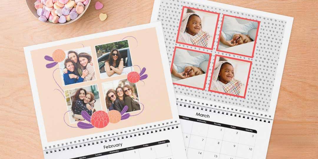 Create Calendars