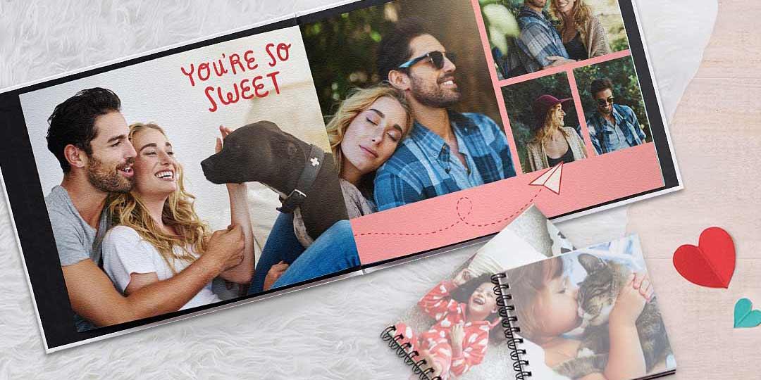 Create Photo Books