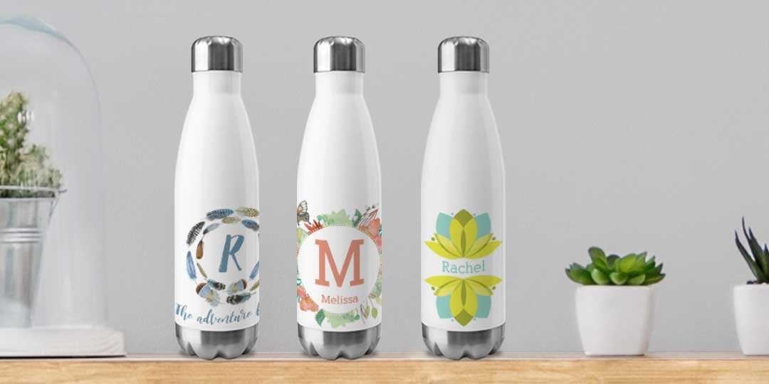New! Insulated Water Bottle