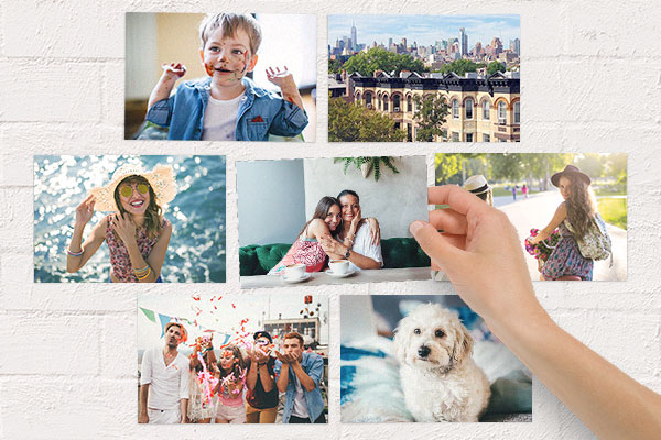 Print it, share it Take memories beyond your camera roll.