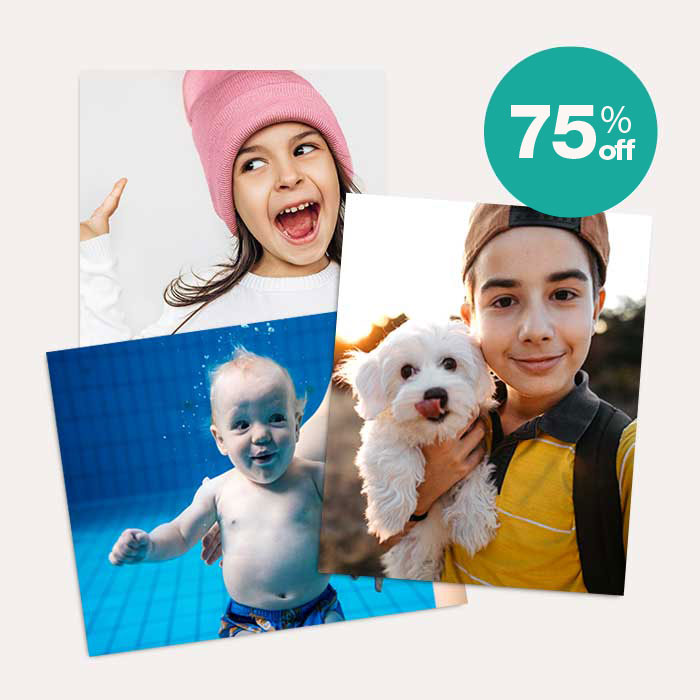 8x10 Enlargements, 75% off on orders $10+