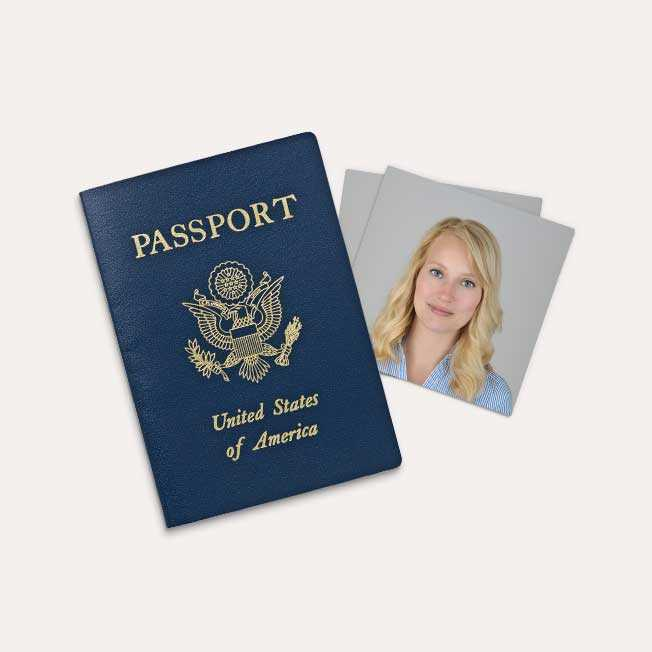 Passport Photos image