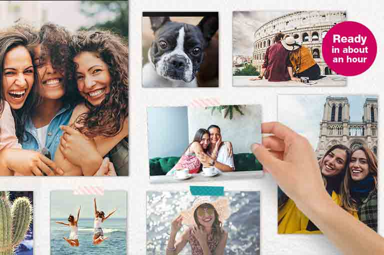 Photo Prints made easy