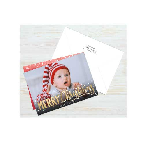 Premium Holiday Cards