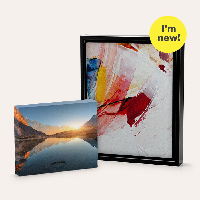 I'm new! Canvas Arts