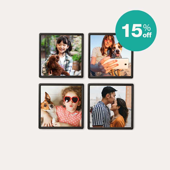 15% off Framed Magnet Sets
