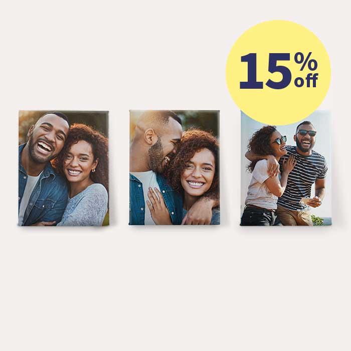 15% off Canvas Sets