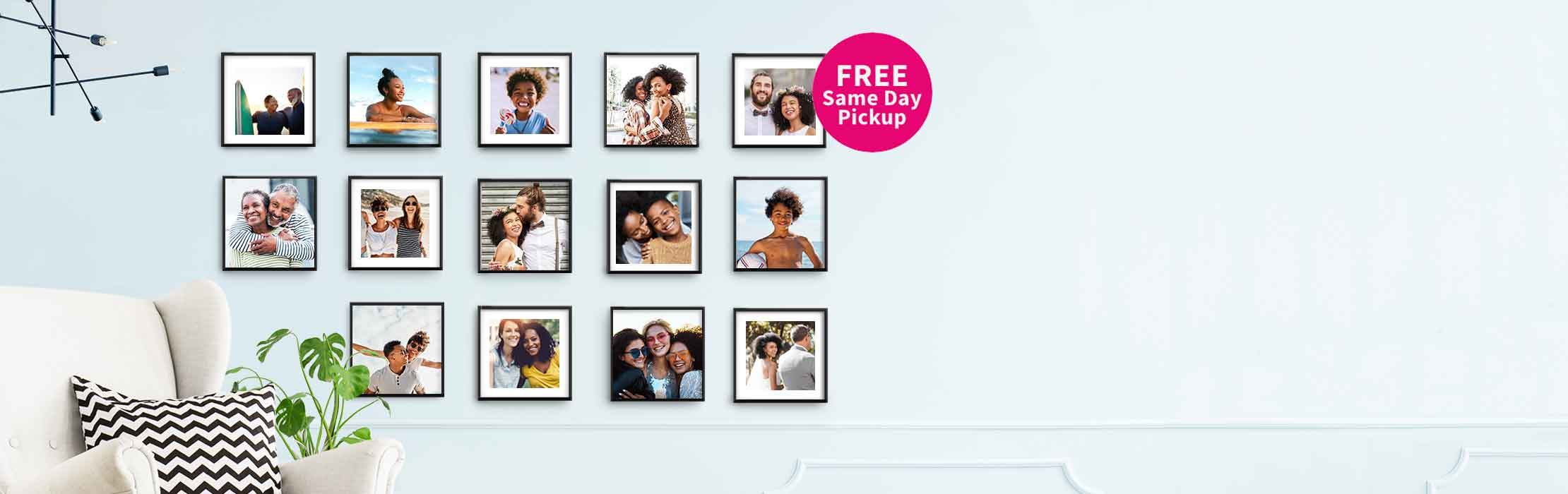 FREE Same Day Pickup. Fill your walls with fun.