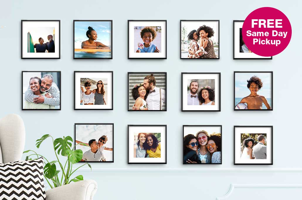 Make merry on your walls with TilePix
