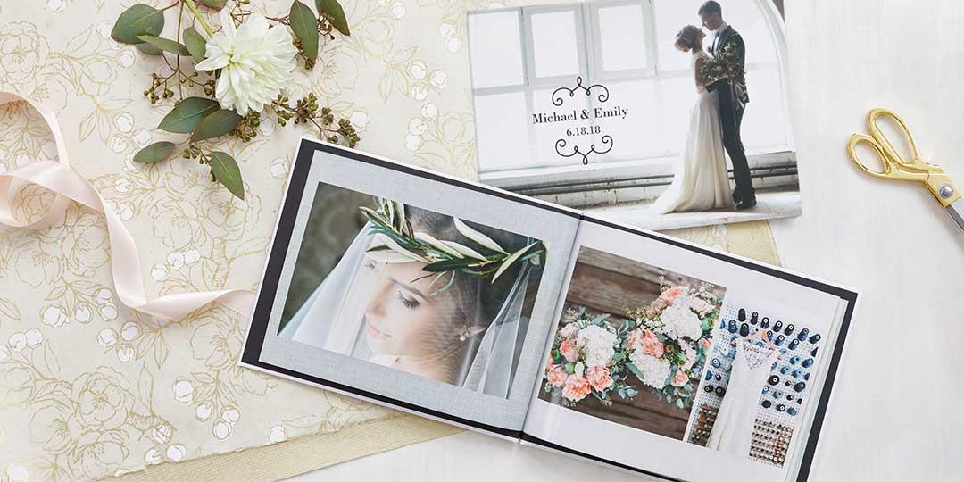 Premium Lay Flat Photo Books